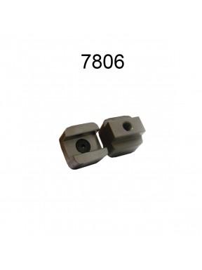 SQUARE LOCK (7806)