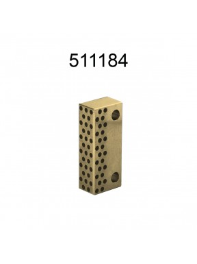 BRONZE-GRAPHITE BLOCK GUIDE PLATE SIDE (511184)