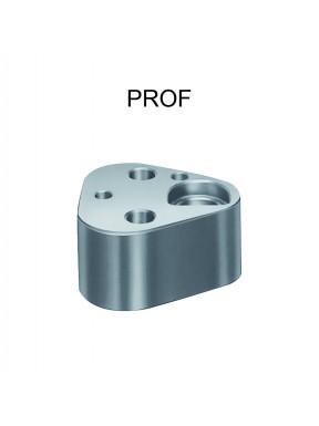 Portapunzoni per  Punzoni Testa Cilindrica con Chiavetta (PROF)